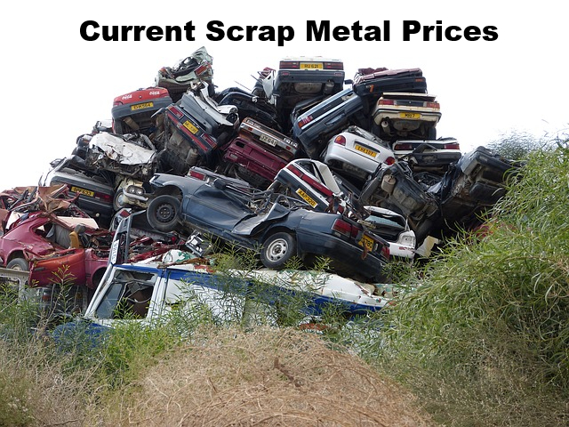 Latest Scrap Metal Prices Greater Sudbury